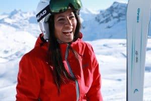 narty dla kobiet head