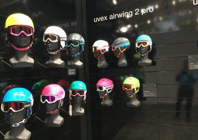 kask narciarski uvex 2019