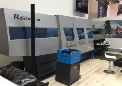 maszyny do serwisowania nart rechmann