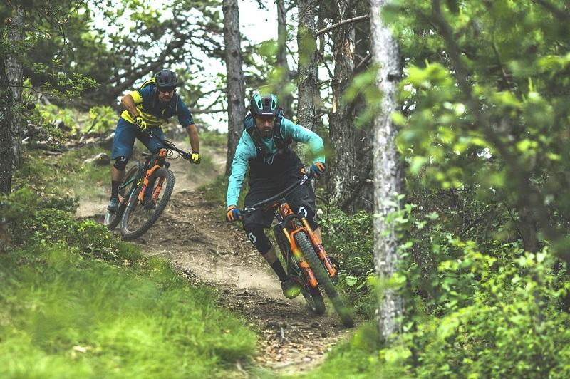testy rowerów scott
