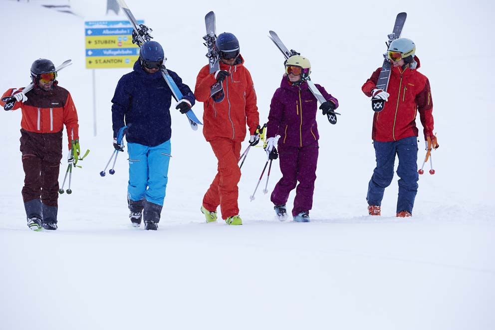 wyjazd na narty jaki sprzęt narciarski kupić