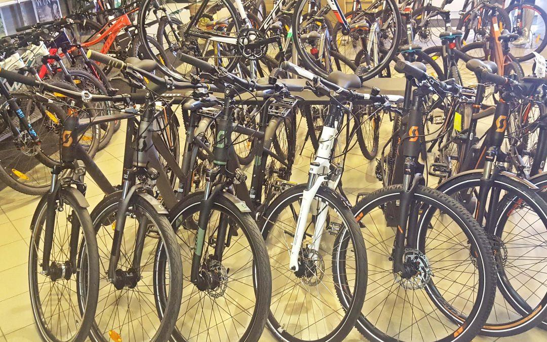 Kolekcja rowerów SCOTT 2018 już na Ciebie czeka!