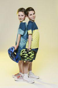 odzież rowerowa dla dzieci