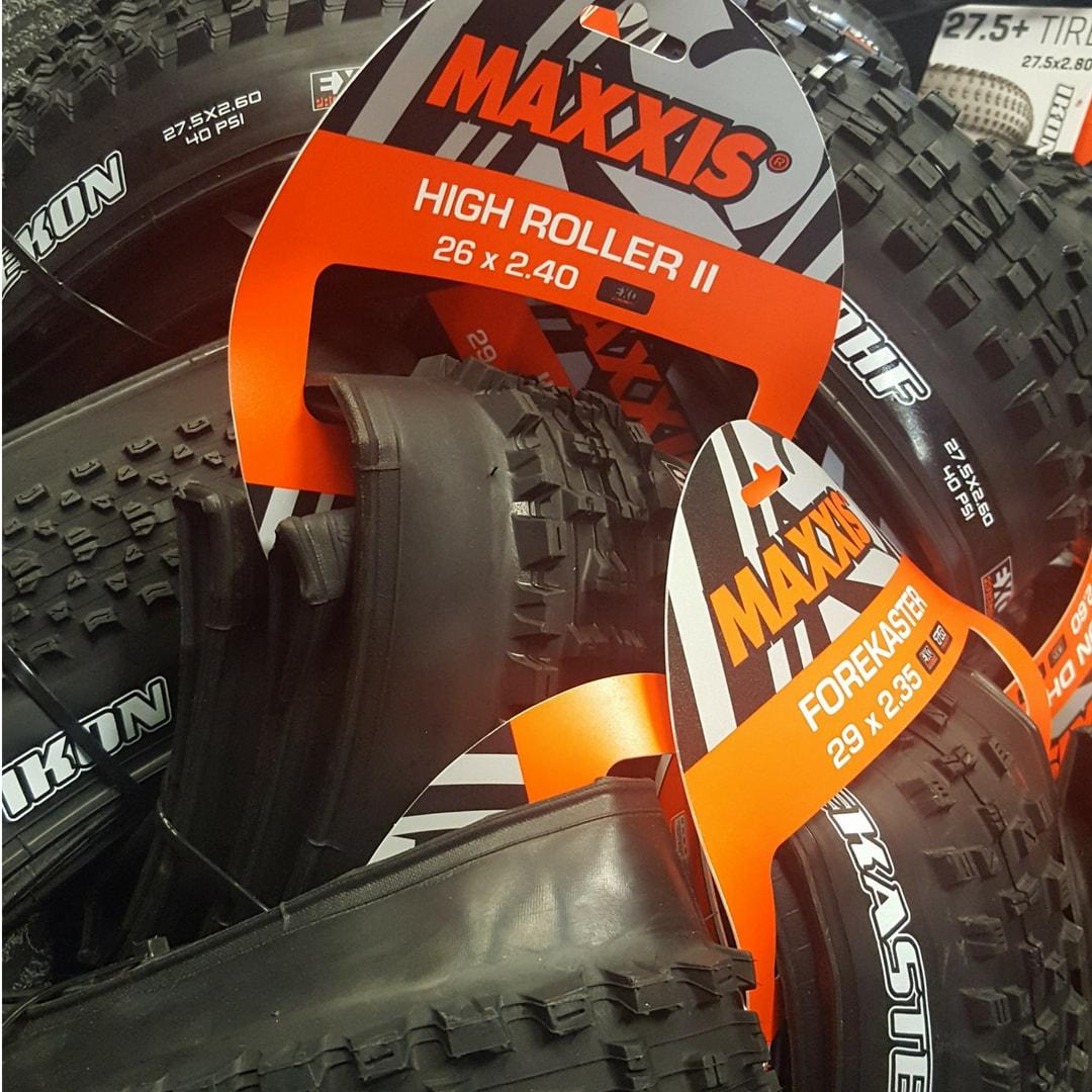 Opony rowerowe MAXXIS