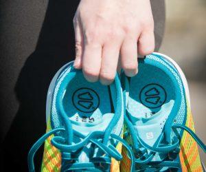 sidas wkładki do butów dla biegaczy mniejsze