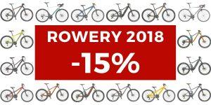wyprzedaż rowerów sklep rowerowy kraków