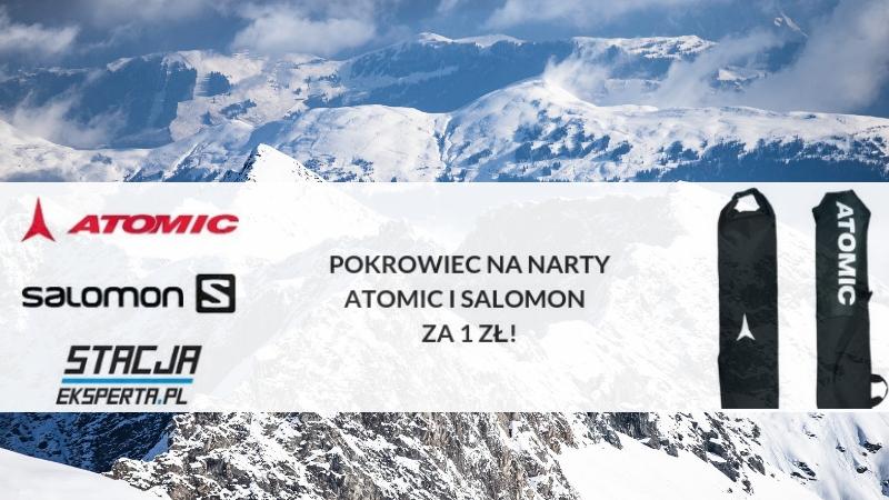 Odbierz pokrowiec na narty za 1 zł!