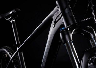 rower Cube Analog black´n´green 2019 sklep kraków 4-min