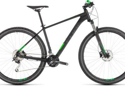 rower Cube Analog black´n´green 2019 sklep kraków-min