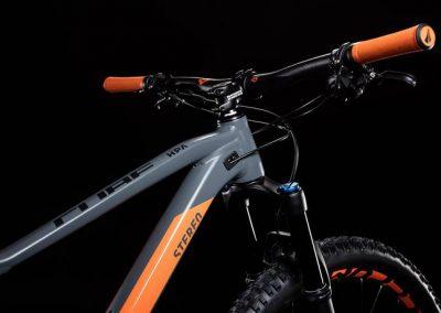 rower Cube Stereo 120 TM 29 grey´n´orange 2019 sklep kraków 1-min