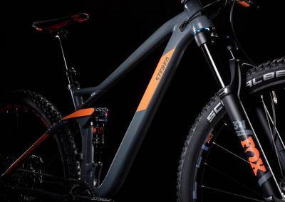 rower Cube Stereo 120 TM 29 grey´n´orange 2019 sklep kraków 3-min