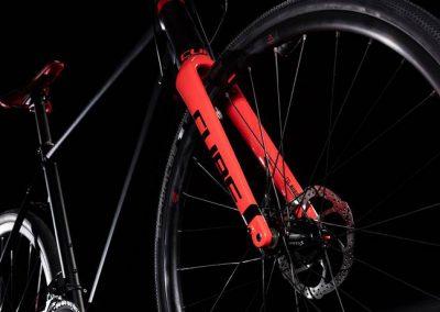Cube Nuroad Pro black´n´red 2019 rowery gravel sklep kraków 4