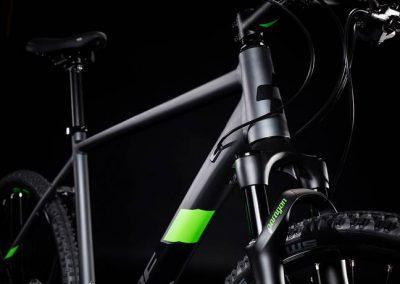 Cube Cross Pro iridium´n´green 2019 rowery sklep kraków (3)