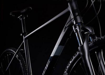 Cube Nature EXC black´n´grey 2019 sklep rowery kraków (2)