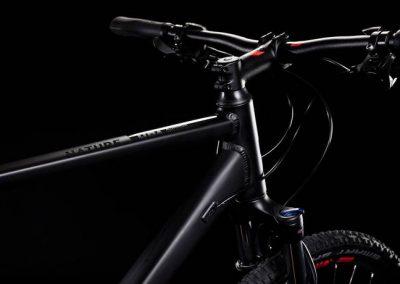 Cube Nature Pro black´n´red 2019 rowery sklep kraków (3)
