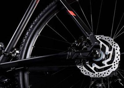 Cube Nature Pro black´n´red 2019 rowery sklep kraków (4)