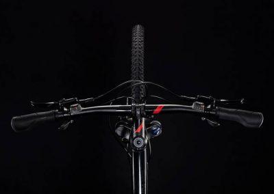Cube Nature Pro black´n´red 2019 rowery sklep kraków (5)