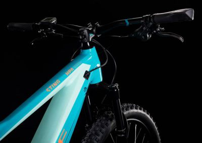 Cube Sting Hybrid 120 Race 500 turquoise´n´apricot 2019 sklep rowerowy kraków (3)