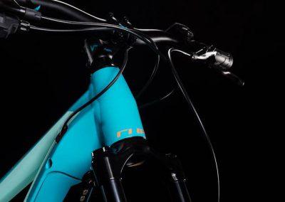 Cube Sting Hybrid 120 Race 500 turquoise´n´apricot 2019 sklep rowerowy kraków (4)