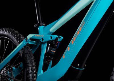 Cube Sting Hybrid 120 Race 500 turquoise´n´apricot 2019 sklep rowerowy kraków (5)