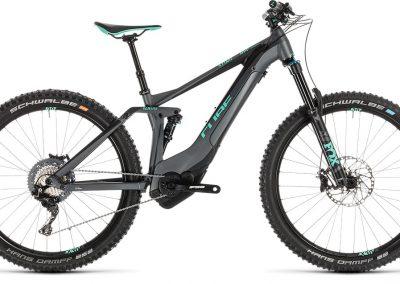 Cube Sting Hybrid 140 SL 500 27.5 iridium´n´mint 2019 sklep rowerowy kraków (1)