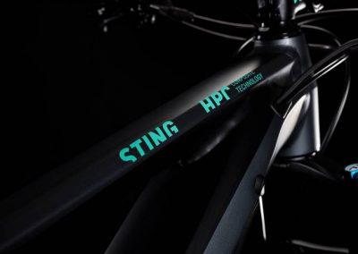 Cube Sting Hybrid 140 SL 500 27.5 iridium´n´mint 2019 sklep rowerowy kraków (2)