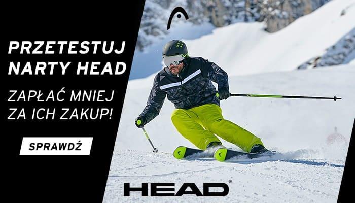 Przetestuj narty i zapłać mniej za ich zakup!