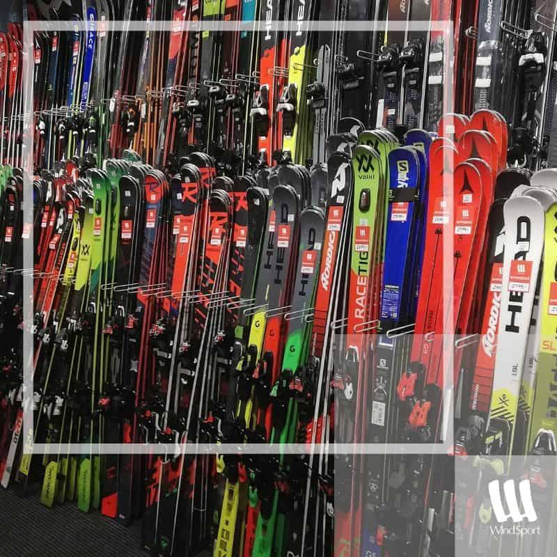 wielka wyprzedaż nart!