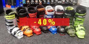 WYPRZEDAŻ narty i buty narciarskie 19/20 taniej o 40%!