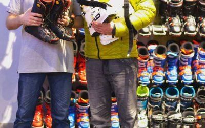 Sebastian Karpiel-Bułecka w naszym sklepie narciarskim!