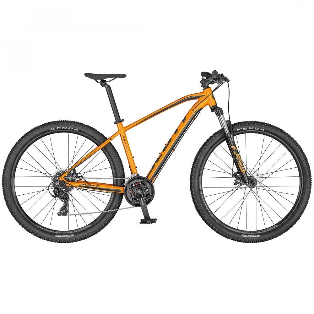 rower scott aspect 770 Orange DK.Grey 2020-min