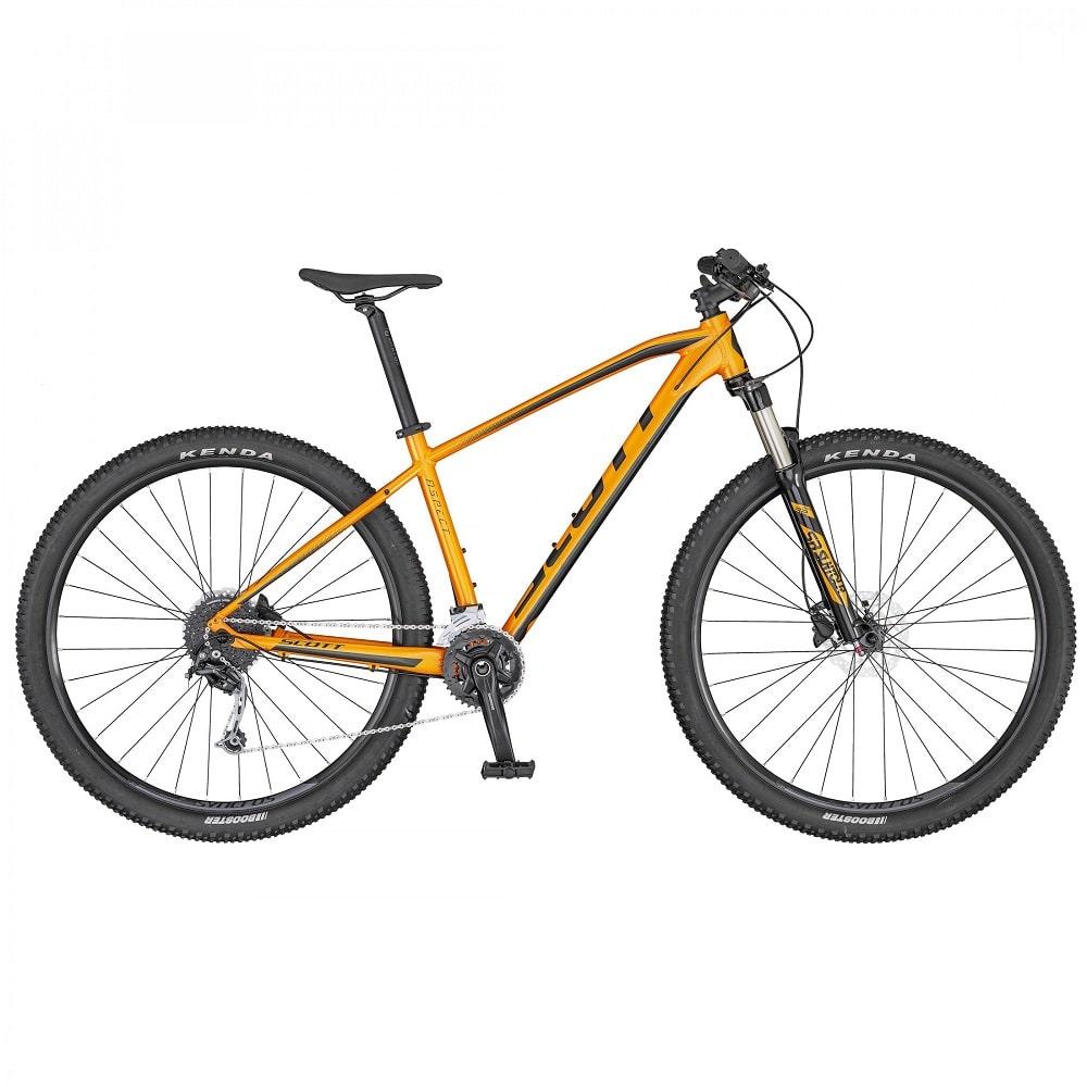 rower scott aspect 940 Orange DK.Grey 2020-min