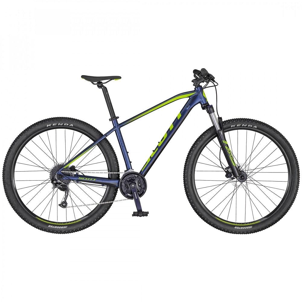 rower scott aspect 950 DK.Blue Green 2020-min