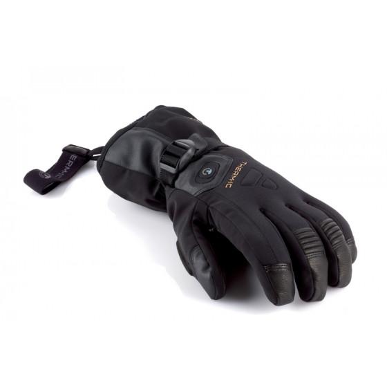 podgrzewane rękawice narciarskie Ultra Heat Men Black_2