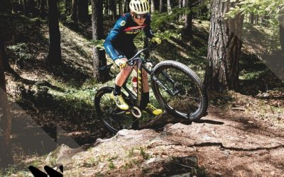 Przetestuj nowy model roweru SCOTT Spark!